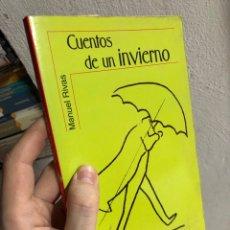 Libros: CUENTOS DE UN INVIERNO: MANUEL RIVAS-ALFAGUARA. Lote 286827188