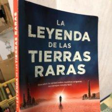 Libri: LA LEYENDA DE LAS TIERRAS RARAS - FOLAGOR -. Lote 287596358