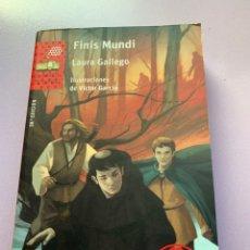Libros: FINIS MUNDI. Lote 287929553