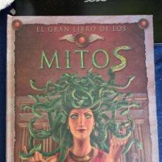 Libros: EL GRAN LIBRO DE LOS MITOS.. Lote 288372748