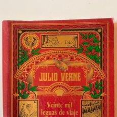 Libros: VEINTE MIL LEGUAS DE VIAJE SUBMARINO I. JULIO VERNE.- EDICION ESPECIAL CENTENARIO. Lote 288571813