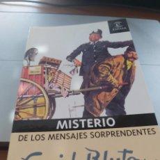 Libros: SERIE MISTERIO DE ENID BLYTON 1999. Lote 289801198
