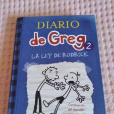 Libros: DIARIO DE GREG 2. Lote 293717278