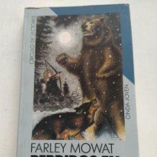 Libros: PERDIDOS EN EL DESIERTO/FARLEY MOWAT. Lote 294110363