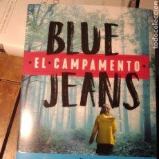 Libros: EL CAMPAMENTO BLUE JEANS. Lote 294114893