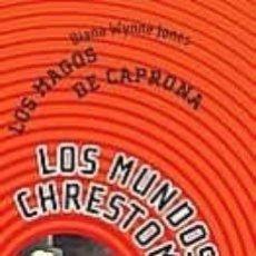 Libros: LOS MAGOS DE CAPRONA (LOS MUNDOS DE CHRESTOMANCI 3) DIANA WYNNE JONES. Lote 294859583