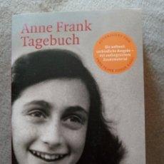 Libros: ANNE FRANK TAGEBUCH. Lote 296616653
