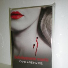 Libros: DEFINITIVAMENTE MUERTA (TRUE BLOOD 6) (EDICION BOLSILLO) - CHARLAINE HARRIS. Lote 26522612