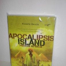 Libros: APOCALIPSIS ISLAND 3: MISION AFRICA (RÚSTICA). Lote 27781349