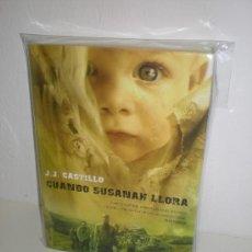 Libros: CUANDO SUSANAH LLORA - J. J. CASTILLO. Lote 28377399