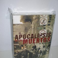 Libros: EL APOCALIPSIS DE LOS MUERTOS - JOE MCKINNEY. Lote 28964179