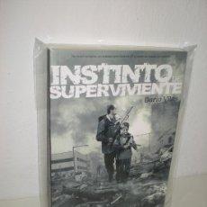 Libros: INSTINTO DE SUPERVIVIENTE - DARIO VILAS - DOLMEN. Lote 28964223