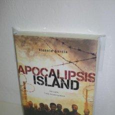 Libros: APOCALIPSIS ISLAND - VICENTE GARCIA - DOLMEN. Lote 29086963