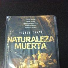 Libros: NATURALEZA MUERTA - VÍCTOR CONDE - DOLMEN. Lote 32033267