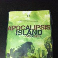 Libros: APOCALIPSIS ISLAND 2: ORIGENES - DOLMEN. Lote 32033288