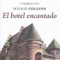 Libros: EL HOTEL ENCANTADO. MADRID: ENEIDA, 2014. 13X21. RÚSTICA CON SOLAPAS. LIBRO. A ESTRENAR ISBN: 978841. Lote 52580160