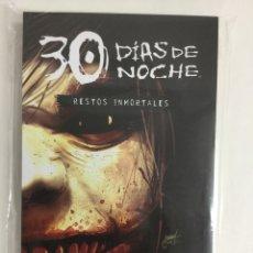 Libros: RESTOS INMORTALES - 30 DIAS DE NOCHE 2 - STEVE NILES, JEFF MARIOTTE - TIMUNMAS. Lote 27577589