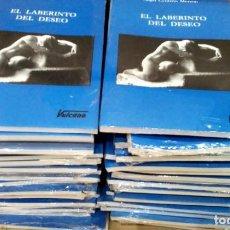 Libros: LOTE DE NOVELAS PRECINTADAS - 50 EJEMPLARES. Lote 79842653