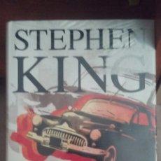 Libros: LIBRO - BUICK 8 UN COCHE PERVERSO DE STEPHEN KING. Lote 140192293