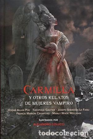 CARMILLA Y OTROS RELATOS DE MUJERES VAMPIRO VALDEMAR GASTOS DE ENVIO GRATIS (Libros Nuevos - Literatura - Narrativa - Terror)