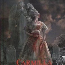 Libros: CARMILLA Y OTROS RELATOS DE MUJERES VAMPIRO VALDEMAR GASTOS DE ENVIO GRATIS . Lote 95148691