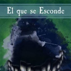 Libros: EL QUE SE ESCONDE. Lote 95887187