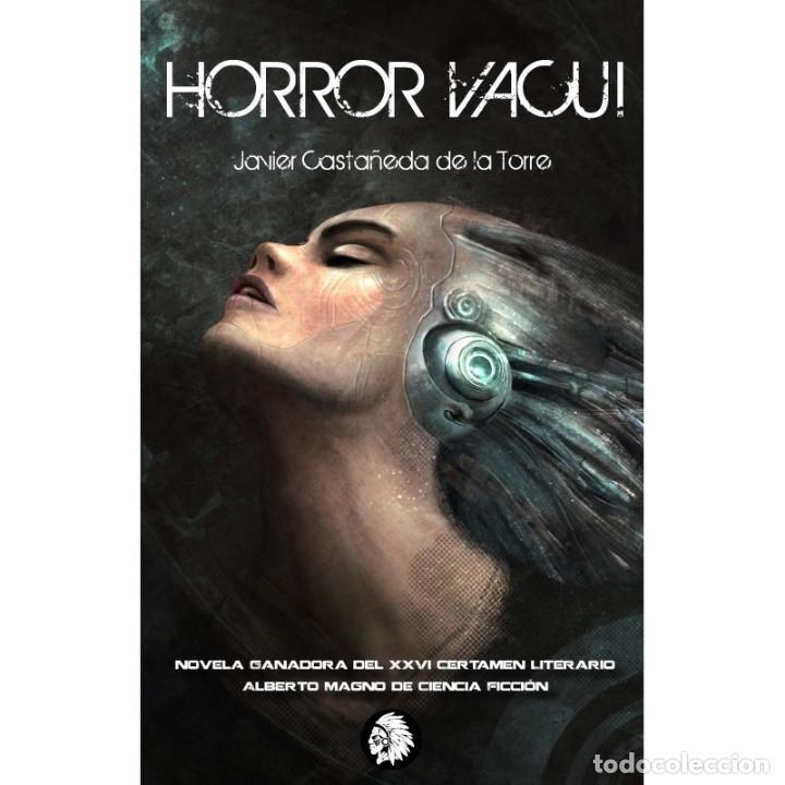 HORROR VACUI (Libros Nuevos - Literatura - Narrativa - Terror)