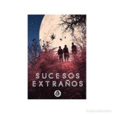 Libros: SUCESOS EXTRAÑOS. Lote 95888059