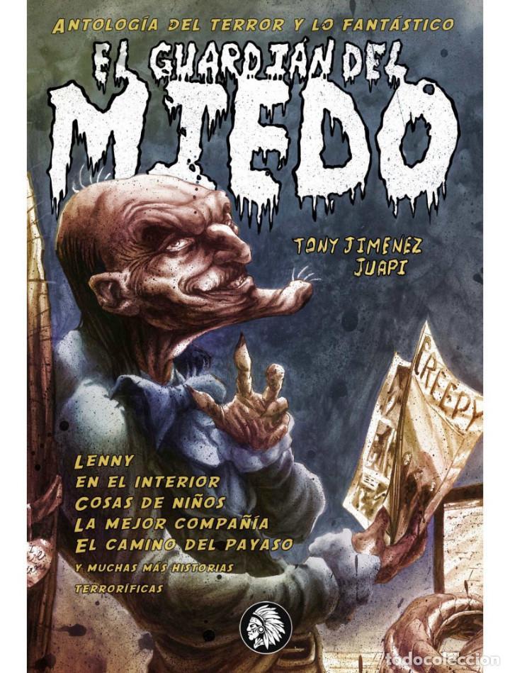 EL GUARDIÁN DEL MIEDO (Libros Nuevos - Literatura - Narrativa - Terror)