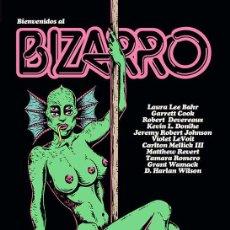Libros: BIENVENIDOS AL BIZARRO. Lote 95889311
