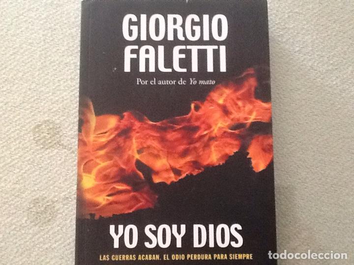 yo soy dios giorgio faletti