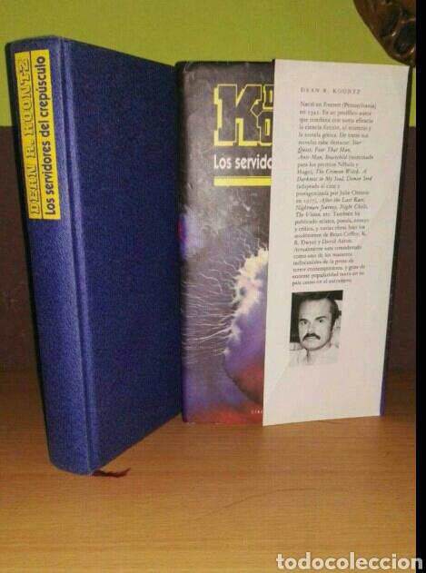Libros: Los servidores del crepúsculo - Foto 2 - 104744192