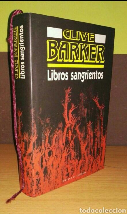 LIBROS SANGRIENTOS (Libros Nuevos - Literatura - Narrativa - Terror)
