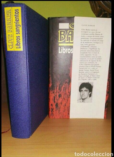 Libros: Libros sangrientos - Foto 3 - 104744335