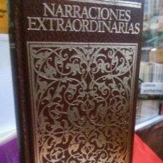 Libros: NARRACIONES EXTRAORDINARIAS ,E.ALAN POE. EDICIONES 29. Lote 108825663