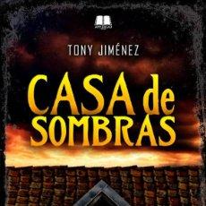 Libros: CASA DE SOMBRAS. Lote 120092787