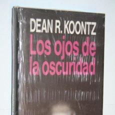 Libros: LOS OJOS DE LA OSCURIDAD (DEAN KOONTZ) *** CIRCULO LECTORES *** PRECINTADO. Lote 121165427
