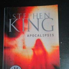 Libros: APOCALIPSIS DE STEPHEN KING. Lote 123135491