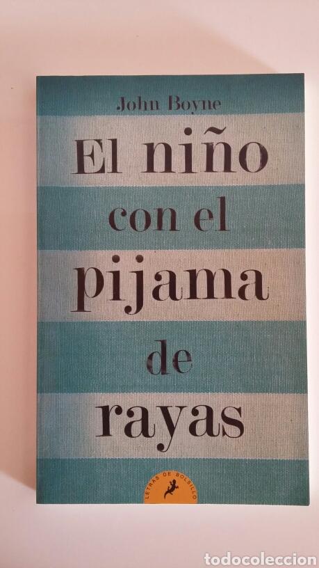 EL NIÑO CON EL PIJAMA DE RAYAS. JOHN BOYNE. 2009 (Libros Nuevos - Literatura - Narrativa - Terror)
