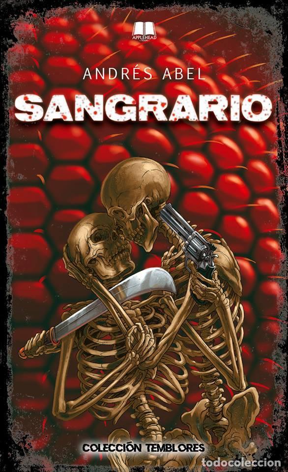 SANGRARIO (EDICIÓN HUESO Y ACERO) (Libros Nuevos - Literatura - Narrativa - Terror)