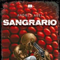Libros: SANGRARIO (EDICIÓN HUESO Y ACERO). Lote 131624210