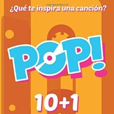 Libros: POP!: 10+1 RELATOS MUSICALES. Lote 131624506