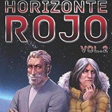 Libros: HORIZONTE ROJO (VOL. 2). Lote 131624758