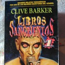 Libros: LIBROS SANGRIENTOS 1 . Lote 134149838