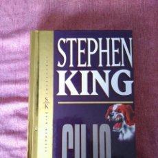 Libros: CUJO D STEPHEN KING. Lote 134816803