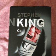 Libros: CELL DE STEPHEN KING. Lote 134816989
