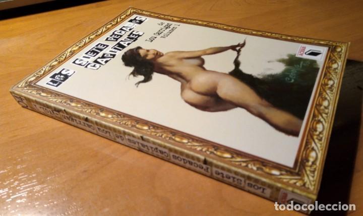 Libros: LOS SIETE PECADOS CAPITALES - VOL. 1 - LOU CARRIGAN - ACHAB - Foto 3 - 140589960
