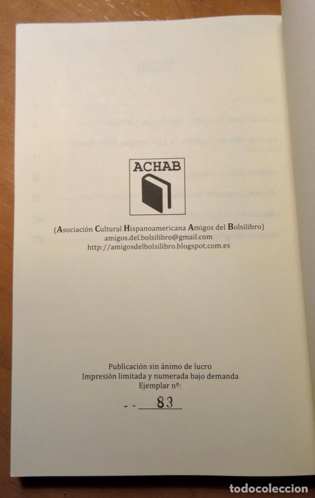 Libros: LOS SIETE PECADOS CAPITALES - VOL. 1 - LOU CARRIGAN - ACHAB - Foto 5 - 140589960