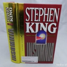 Libros: STEPHEN KING INSOMNIA. Lote 143323934
