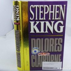 Libros: STEPHEN KING - DOLORES CLAIBORNE. Lote 143324278